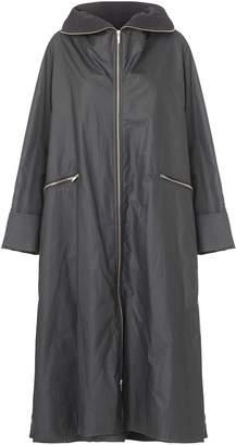 Mcverdi Coat With Long Zipper