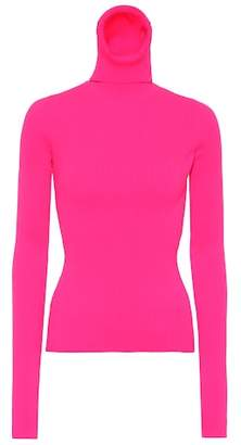 Neon Pink Womens Sweater Shopstyle
