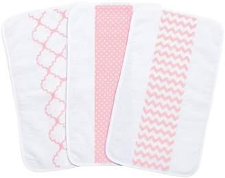 Trend Lab 3-Pack Jumbo Burp Cloth Set