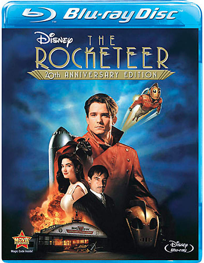 Disney The Rocketeer Blu-ray