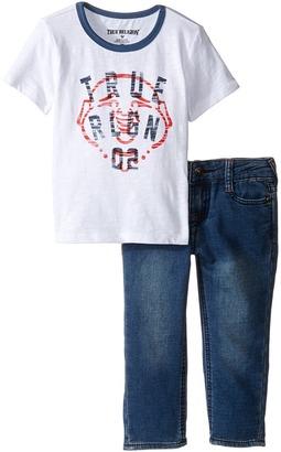 True Religion Kids True Buddha Set (Infant) $79 thestylecure.com