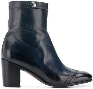 Alberto Fasciani Windy heeled ankle boots