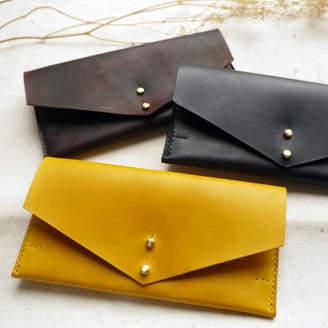 Tori Lo Designs Handmade Leather Purse