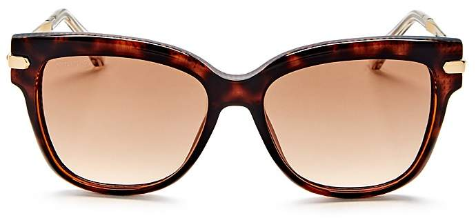 Jimmy Choo Jimmy Choo Square Sunglasses, 52mm
