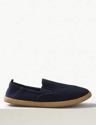 Marks and Spencer Cotton Espadrilles