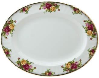 "Royal Albert Old Country Roses 13"" Medium Platter"