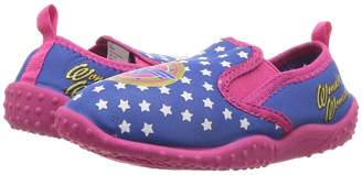 Favorite Characters Wonder Womantm Slip-On Girls Shoes