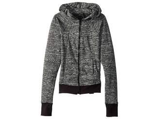 Bloch Hooded Fleece Jacket (Big Kids)