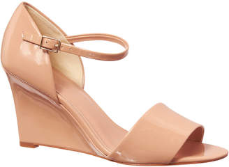 Phase Eight Patent Leather Wedge