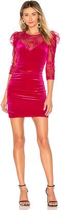 Lovers + Friends Aurora Mini Dress