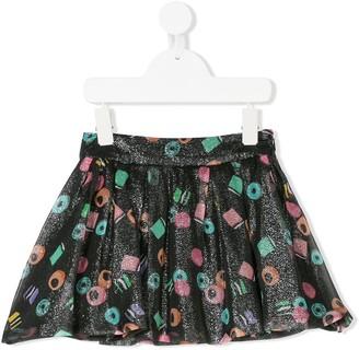 Little Marc Jacobs printed skirt