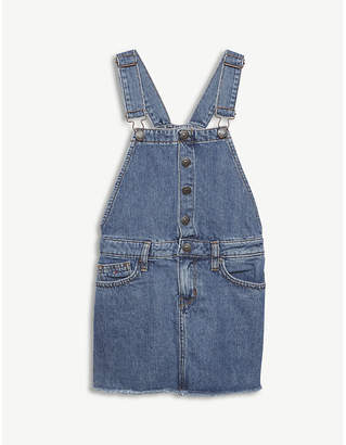 Tommy Hilfiger dungaree dress 4-16 years