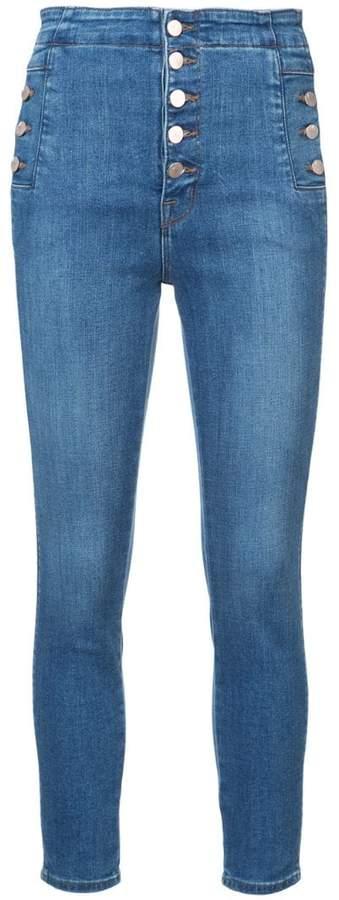 'Natasha Sky High' Skinny-Jeans
