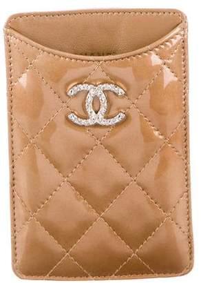 Chanel Brilliant Phone Pouch