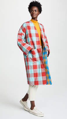 Mara Hoffman Reversible Willow Coat