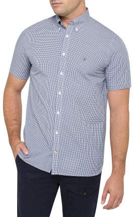 Tommy Hilfiger Devan Check Shirt