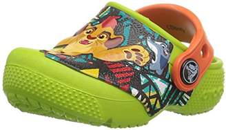 Crocs Kids' Crocsfunlab Lion Guard Clog