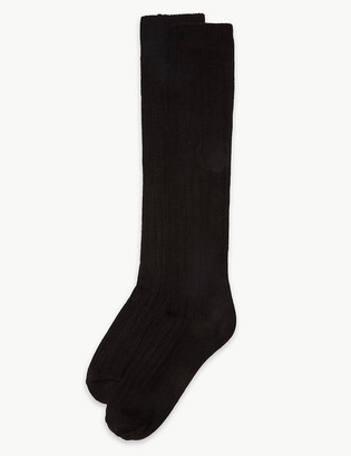 Marks and Spencer 2 Pair Pack Thermal Knee High Socks