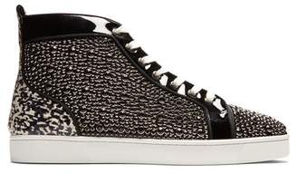 the latest a3f34 68cdf Christian Louboutin Patent Leather Men's Shoes | over 30 ...