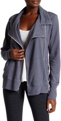 Allen Allen Drape Knit Jacket $118 thestylecure.com