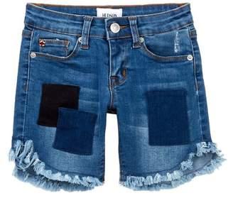 Hudson Jeans Shadow Midi Short (Big Girls)