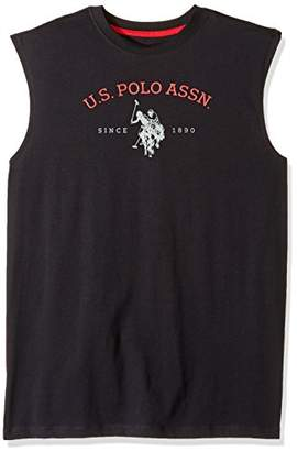 U.S. Polo Assn. Mens Classic Muscle T-Shirt