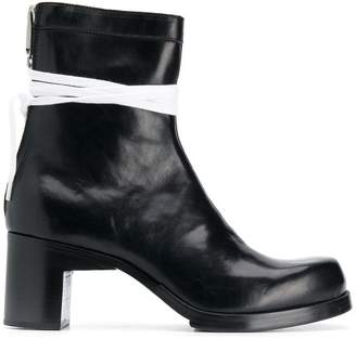 Alyx chunky heel ankle boots