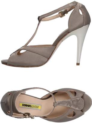 Manas Lea Foscati Sandals - Item 11505962BT