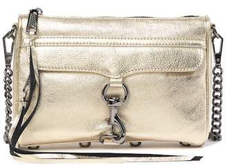 Rebecca Minkoff Mini Mac Leather Crossbody Bag