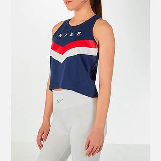 Nike Women's Sportswear Americana Crop Tank