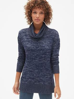 Gap Softspun Cowl-Neck Pullover Sweater