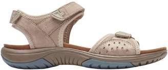 Rockport Franklin 3-Strap Leather Sandals
