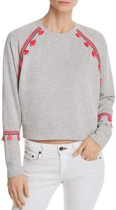 Generation Love Devon Tassel Sweatshirt - 100% Exclusive