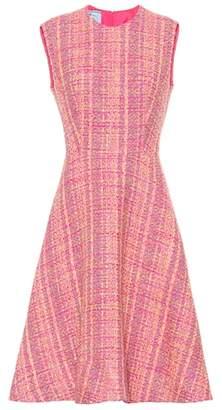 Prada Wool tweed dress