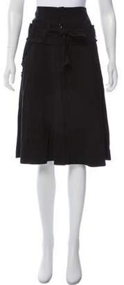 Marissa Webb Knee-Length Amber Skirt w/ Tags