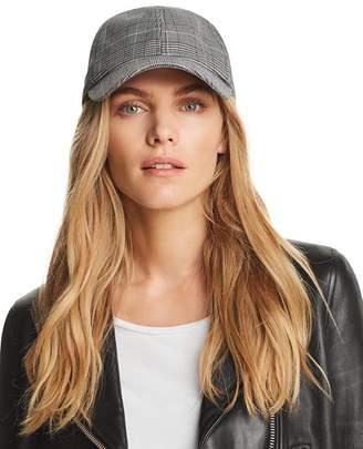 August Hat Company Plaid Baseball Cap