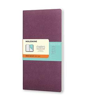 Moleskine Chapters Journal Ruled Slim Large
