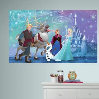 Mural Roommates Disney's Frozen Peel & Stick Wall Decal by RoomMates