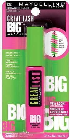 Maybelline Great Lash - Big Mascara Washable