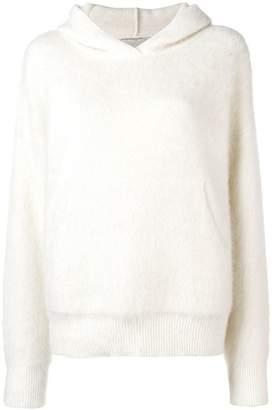 Laneus hooded jumper