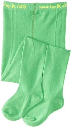 Country Kids Tights - Apple - 1- 3 Years / 86-99 cm