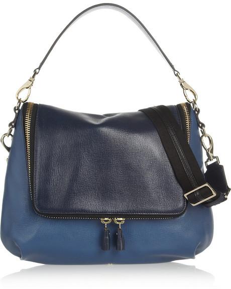 Anya Hindmarch Maxi Zip leather satchel