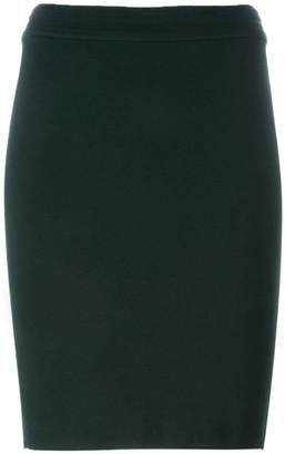 Alaia Pre-Owned classic pencil skirt