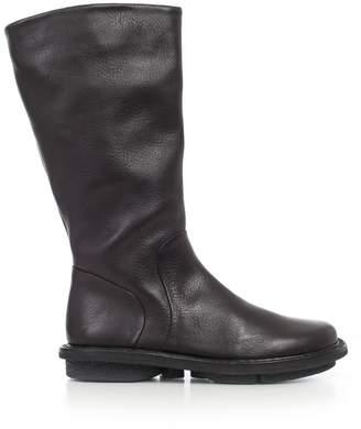 Trippen Mid Calf Length Boots