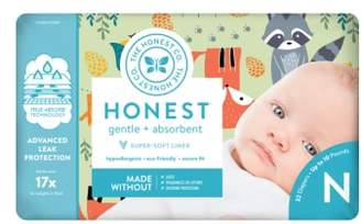 The Honest Company Little Forest Diapers