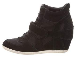 Ash Fanny Wedge Sneakers