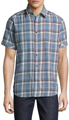 Gilded Age Men's Houston Printed Sportshirt