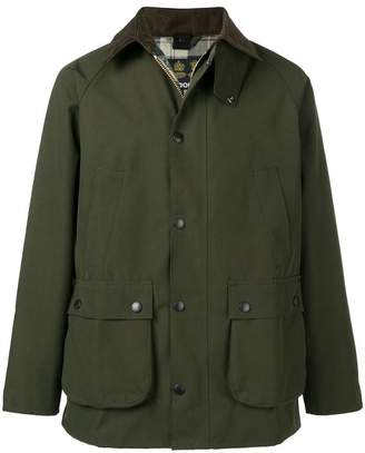 Barbour classic zipped jacket