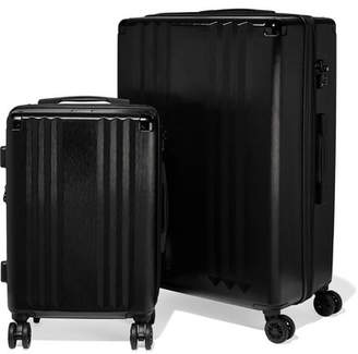 CalPak Ambeur Hardshell Suitcase Set - Black