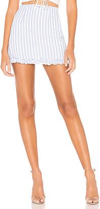 superdown Regina Frill Skirt
